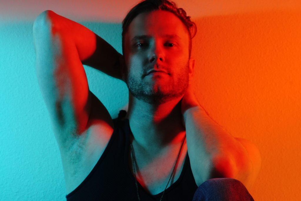 Gay singer songwriter Kenyth Mogan